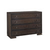 This item: Brentwood Brown Westside Hall Chest