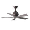 This item: Irene  42-Inch Ceiling Fan with Five Barnwood Tone Blades
