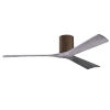 This item: Irene-3H Walnut and Barnwood 60-Inch Outdoor Ceiling Fan