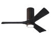 This item: Irene-3HLK Textured Bronze and Matte Black 52-Inch Ceiling Fan with LED Light Kit