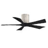 This item: Irene-5H Barnwood and Matte Black 42-Inch Outdoor Ceiling Fan