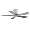 This item: Irene-5H Barnwood 42-Inch Outdoor Ceiling Fan