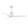 This item: Mollywood Matte White 52-Inch Outdoor Ceiling Fan