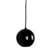 This item: Boule Black One-Light Mini-Pendant