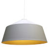 This item: Circus White 22-Inch One-Light Pendant with 100W