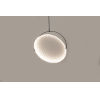 This item: Kepler Black and Off White 29-Inch LED One-Light Pendant with 10.5W