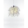 This item: Kapow White LED One-Light Pendant