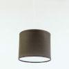 This item: Kobe Warm Grey LED One-Light Pendant with 3000K