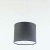This item: Kobe Dark Grey LED One-Light Pendant with 3000K