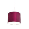 This item: Pink LED One-Light Pendant with 3000K