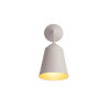 This item: Circus White LED One-Light Wall Sconce