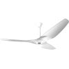 This item: Haiku White 60-Inch Outdoor Ceiling Fan with Brushed Aluminum Blades