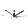 This item: i6 Oil Rubbed Bronze 72-Inch Smart Ceiling Fan