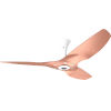 This item: Haiku White 52-Inch Low Profile Smart Ceiling Fan with Brushed Copper Blades