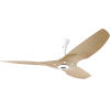 This item: Haiku White 52-Inch Low Profile Smart Ceiling Fan with Caramel Bamboo Blades