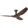 This item: Haiku Oil Rubbed Bronze 52-Inch Low Profile Smart Ceiling Fan with Cocoa Bamboo Blades