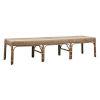 This item: Luis Antique Bench