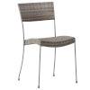 This item: Comet Teak Gray Outdoor Chair