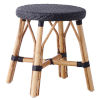 This item: Simone Black Stool