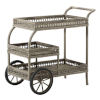 This item: James Antique Outdoor Trolley
