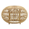 This item: Franco Albini Natural 22-Inch Ottoman