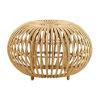 This item: Franco Albini Natural 26-Inch Ottoman