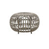 This item: Franco Albini Moccachino 22-Inch Outdoor Ottoman