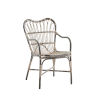 This item: Margret Moccachino Outdoor Dining Chair