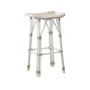 This item: Salsa Dove White Outdoor Bar Stool