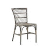 This item: Elisabeth Moccachino Outdoor Side Chair
