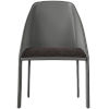 This item: Sidney Charcoal Denim Dining Chair