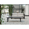 This item: Amsterdam Gray Concrete Outdoor Coffee Table