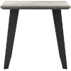 This item: Amsterdam Gray Concrete Outdoor Side Table