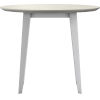 This item: Amsterdam White Sand Concrete Outdoor Bistro Table