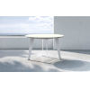 This item: Amsterdam White Sand Concrete Dining Table