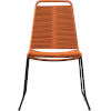 This item: Barclay Orange Cord Outdoor Dining Chair