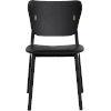 This item: Emi Black Oak Dining Chair