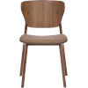 This item: Emi Walnut Dining Chair, Set of Two