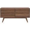 This item: Haru Walnut Dresser