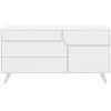 This item: Rivington Glossy White 63-Inch Dresser