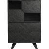 This item: Rivington Gray Oak 31-Inch Dresser