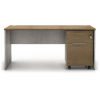 This item: Broome Latte Walnut 29-Inch Desk Set