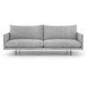 This item: Houston Stargazer Gray Sofa