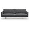 This item: Houston Orion Gray Sofa