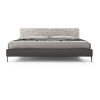 This item: Bethune Gibraltar Fabric Queen Bed