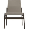 This item: Stanton Castle Gray Eco Leather Dining Chair