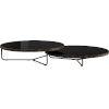 This item: Adelphi Black Glass Coffee Table