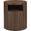 This item: Mulberry Walnut Nightstand