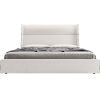 This item: Bond Chalk Fabric Queen Bed