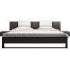 This item: Monroe Wenge Queen Bed